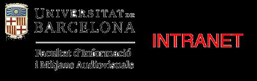 Intranet de la Facultat d'Informació i Mitjans Audiovisuals